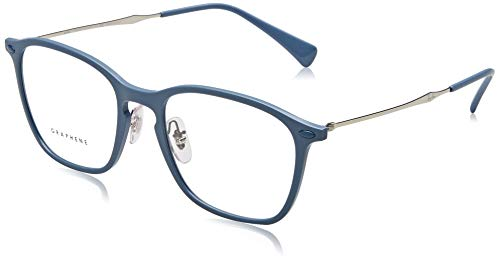 Ray-Ban Unisex-Erwachsene 0RX 8955 5756 53 Brillengestelle, Blau (Light Blue Graphene),