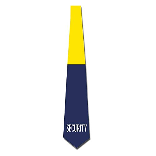 Bgejkos Stylish Security Wide Tie