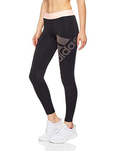 Adidas Alphaskin SPR Negro - Pantalones Deporte