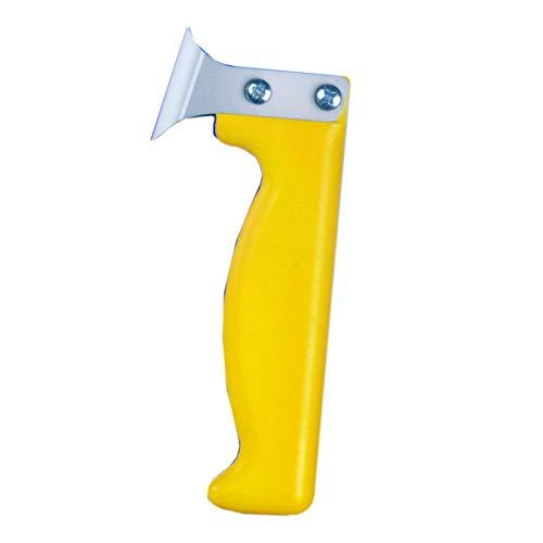 Silikonentferner Sanitär | Fugen Entferner Silikon | Ideales Fugenwerkzeug fürs Bad & Fugenreiniger | Fugenmesser Silikon entfernen