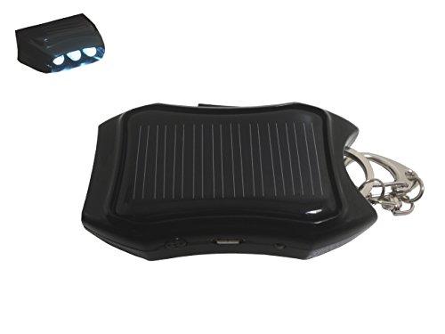 Powerbank Solar Ladegerät 1200 mAh für iphone Samsung Galaxy MP3,4 Player