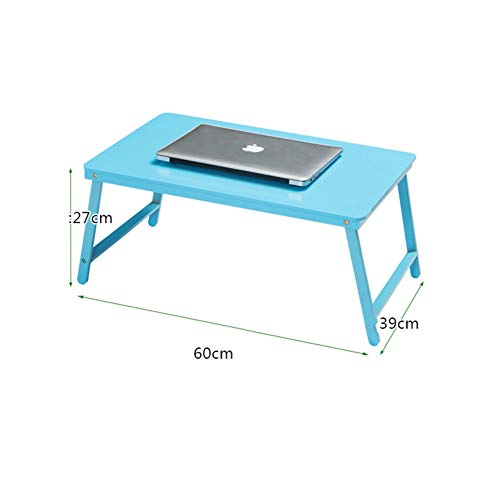 Carmel letto da scrivania pieghevole con tavolino da salotto con scrittoio da tavolo,blue
