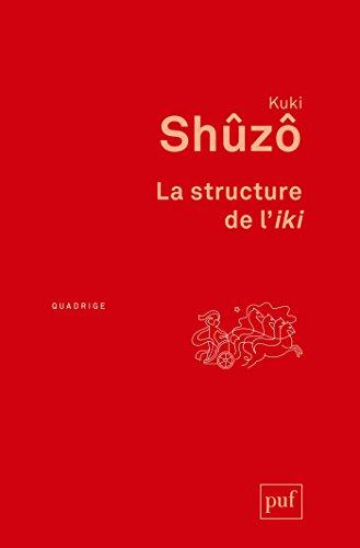 La structure de l'iki (Quadrige)