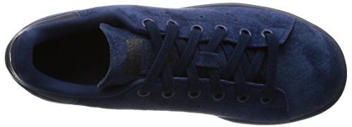 Adidas Stan Smith Scarpe Low-Top, Unisex adulto Bleu marine