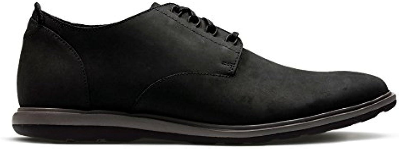 clark glaston marcher nubuck des chaussures taille de taille chaussures 10 parents habituels d'aménageHommes t b078pmkmlm noir 892943