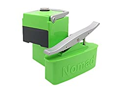 UniTerra Nomad Espresso Machine - Luminescent Green