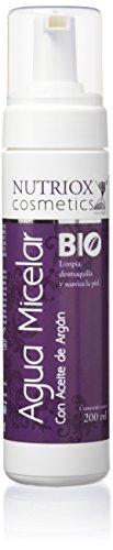 Nutriox Agua Micelar con Aceite de Argán BIO – 200 ml