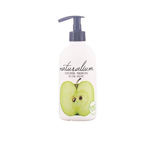 Naturalium Lozione per il Corpo, Green Apple - 370 ml