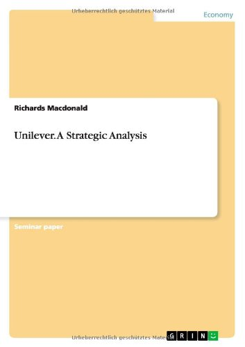 unilever-a-strategic-analysis