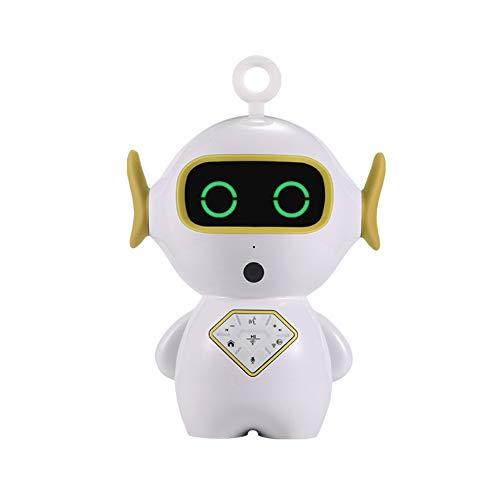 Equickment AI Intelligente Sprachsteuerung Cartoon Roboter Story Machine WiFi Dialoge Spielzeug...