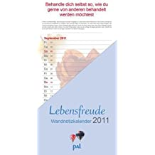 PAL Lebensfreude Notizkalender 2011