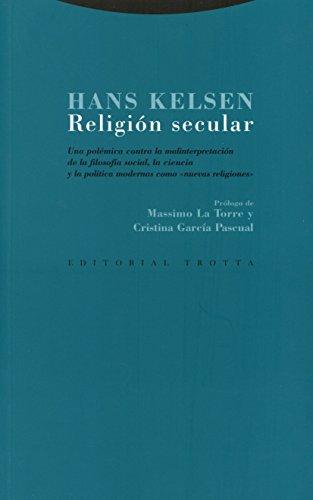 Religion Secular (Estructuras y procesos. Derecho)