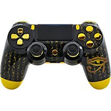 Seeing Eye PS4 Pro Rapid Fire Custom Modding Controller 40 Mods für alle Major Shooter Spiele, schnell Scope Sniper Atem & mehr (cuh-zct2u)