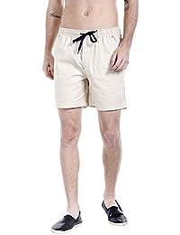Bare Denim By FBB Stone Solid Shorts Black