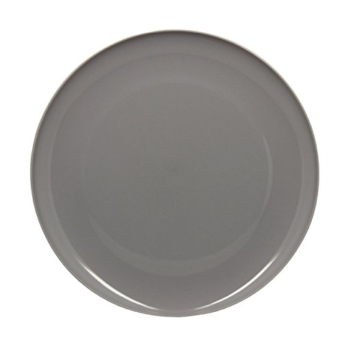 ASSIETTE BONNY TAUPE 25 CM / INCASSABLE / POLYPROPYLENE