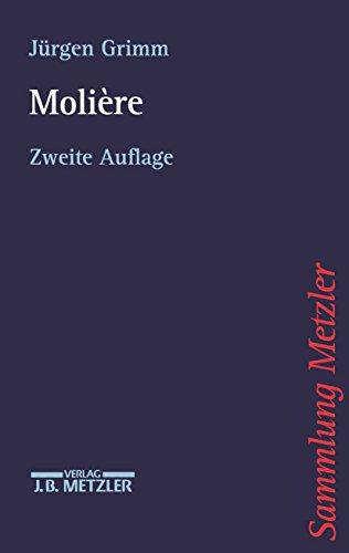 Molière (Sammlung Metzler)