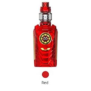 Smok I-PRIV i priv 230W Kit with Voice Control Function and Tfv12 Prince Tank (2ml EU Edition) in Red Supplied by 144 Vapour