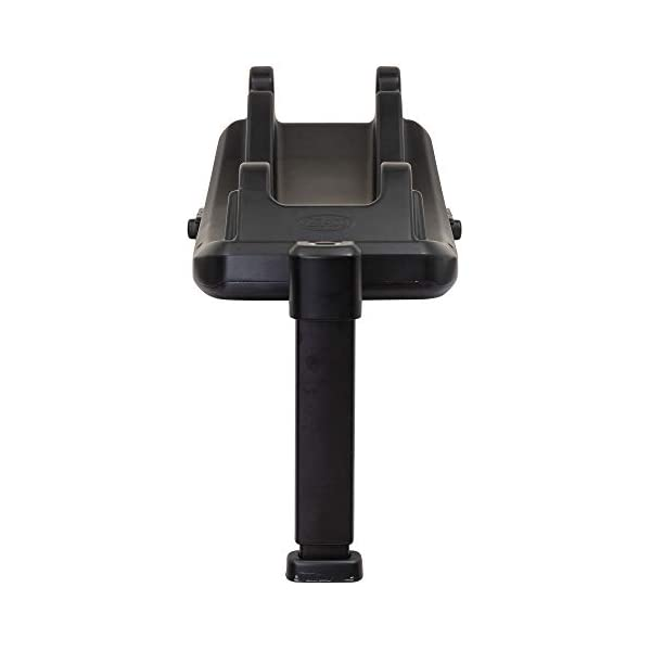 Graco SnugRide iSize Infant Car Seat Base, Black Graco Graco size is fix base has built-in features making installation accurate and easy Easy colour indicators confirm correct installation of base, support leg, and infant car seat once in place Isofix base has a 7 position sliding mechanism and multi-position support leg for the best fit for your car 6
