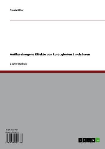 New pdf release the cancer nutrition center handbook an essential new pdf release antikarzinogene effekte von konjugierten linolsuren german fandeluxe Images