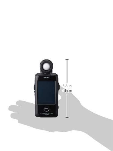 Sekonic L-478D LiteMaster Pro - Fotómetro