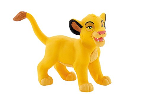 Bullyland 12254 - Walt Disney Re Leone - Lion King, In Piedi