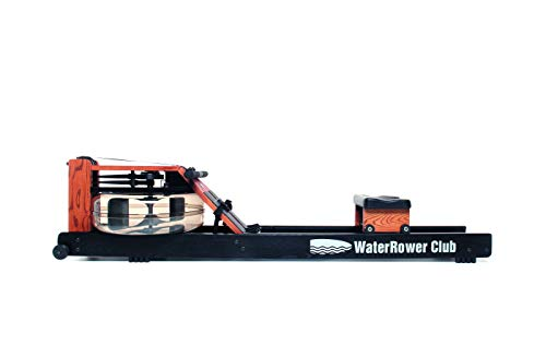 WaterRower Club Sport, Vogatore ad Acqua dal Design Unico Unisex Adulto, Frassino, Unica