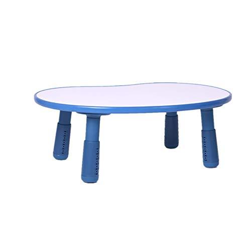 DWhui Schreibtisch und Stuhl für Kinderstudiengang können angehoben und mit Einem abgesenkten Erdnusstisch Versehen Werden.