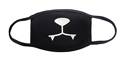 Katze Frauen Maske - Sassy Pippi Unisex Süße Mundschutz Maske