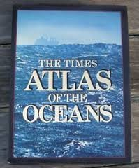 The Times Atlas of the Oceans by Alastair Couper (1987-11-30) par Alastair Couper