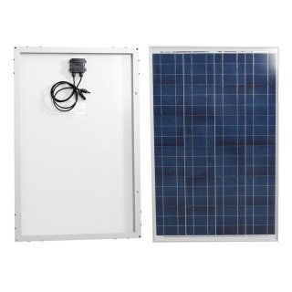 Flying Colourz 85W 18V Solar-Panel Photovoltaik PV Polykristallines Solarmodul-