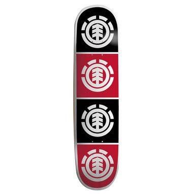 "Element Skateboard Deck Quadrant 7.3\"" Twig Skate Deck"