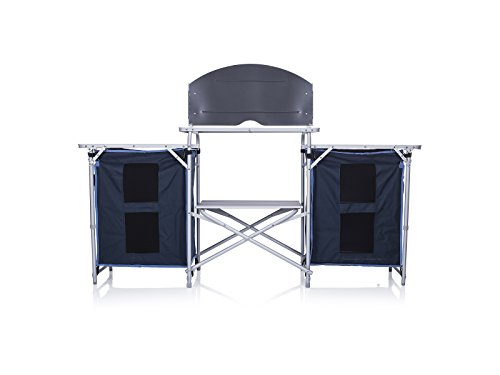 Campart Travel Ki 0732 Camping Kitchen Malaga 172 X 48 X 7951105cm Uksportsoutdoors