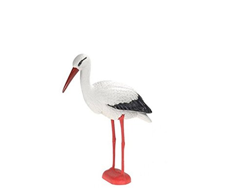 Figurine Cigogne d'Etang Décoration de jardin oiseau SCHRECK cadeau naissance