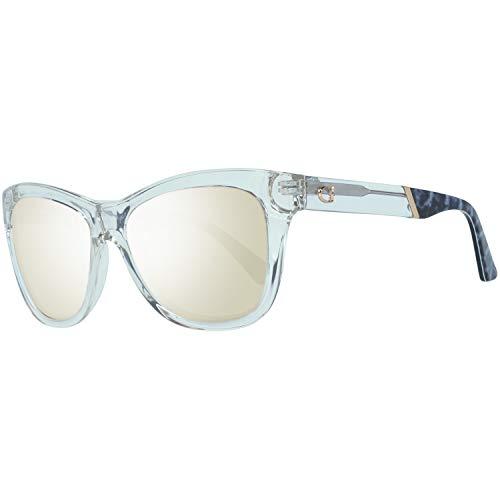 Guess Damen GU7472-5626G Sonnenbrille, (Transparente), 56