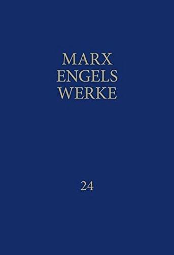 MEW: Werke, 43 Bde., Bd.24, Das Kapital