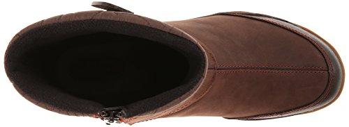 Merrell  DEWBROOK ZIP WTPF - Bottines - Doublure intérieure chaude - Femme Marron (Brown)