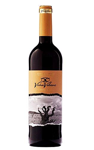 Viña Vilano Roble 2016, Vino, Tinto Joven, Ribera Del Duero, España