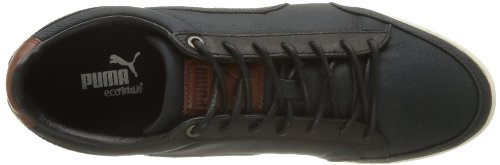 PUMA - Catskill Canvas, Scarpe da Uomo Nero (Noir (Black/Brown/White/Bronze))
