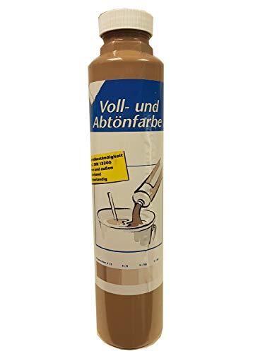 Wilckens Voll-und Abtönfarbe innen&außen Lösemittelfrei matt 750 ml Farbton Wählbar, Wilckens:cappucino