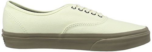 Vans Herren Ua Authentic Sneakers Elfenbein (C And D Cream/walnut)