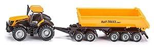 SIKU 1858 - Tractor con Remolque (Colores Surtidos)