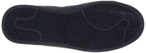 Pepe Jeans New Club Monocrome, Scarpe da Ginnastica Basse Donna Blu (Ocean)