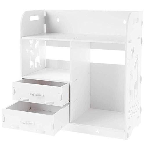 Schublade-Stil Aufbewahrungsbox Bad Kosmetik Aufbewahrung Rack Büro Tisch Platte Multi-Layer-Clutter-Rack -