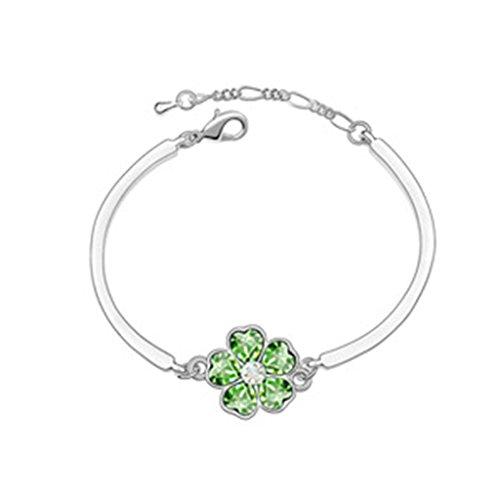 beydodo-bracelet-en-plaque-or-blanc-pour-les-femmes-bangle-braceletscristal-dautriche-fleur-vert-oxy