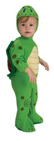 Rubie's Halloween Karneval Kinder Kostüm Strampler Schildkröte Gr.2-3 Jahre