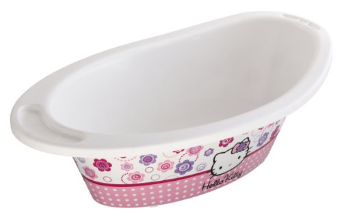 Rotho Babydesign Baignoire Style - Hello Kitty