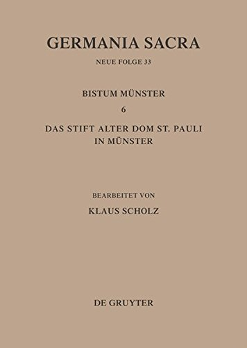 Germania Sacra, Neue Folge, Bd.33
