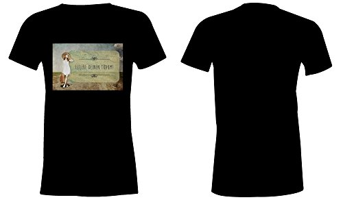 ... Liebe Deinen Traum 2 ☆ Rundhals-T-Shirt Frauen-Damen ☆ hochwertig  bedruckt