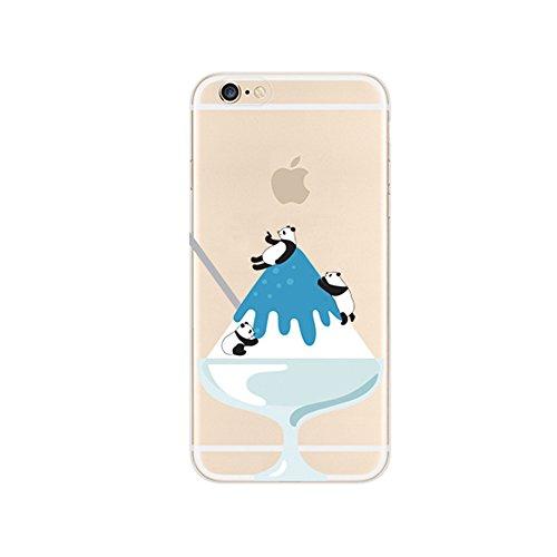 "Pacyer® iPhone 6/6s Custodia Carina TPU case Gel Protettivo Skin Shell Case Cover Per Apple iPhone 6 6s (4,7"") (15)"