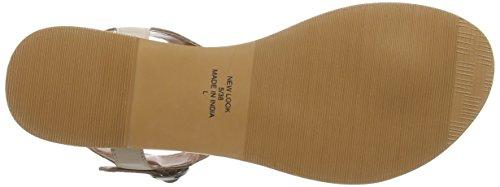 New Look Flutter Embellished, Sandales à talon femme Beige (Avoine)